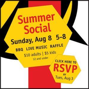 Summer Social Registration
